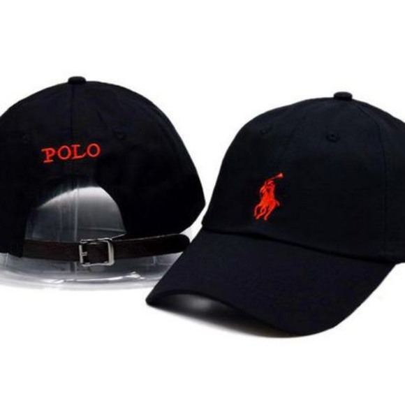 b01920936ba04e Polo by Ralph Lauren Accessories | Black And Red Ralph Lauren Polo ...